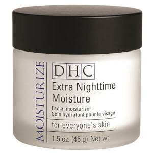 DHC Extra Night Time Moisture Cream -kosteusvoide (45g)