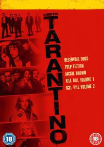 Quentin Tarantino Boxset
