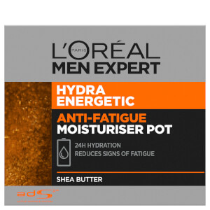 Humectante Hydra Energetic Intensive Moisturiser de L'Oréal Paris Men Expert 50 ml