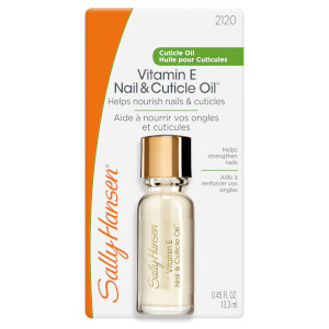 Sally Hansen Complete Treatment Vitamin E Nail and Cuticle Oil 13.3ml
