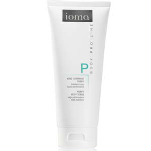 Velo exfoliante de IOMA 150 ml