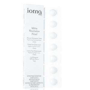 IOMA Tabs White Revelation Rituel 7x1ml