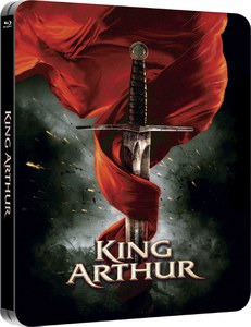King Arthur Steelbook - Zavvi Exclusive Limited Edition Steelbook