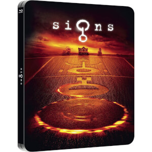 Signs - Zavvi UK Exclusive Limited Edition Steelbook
