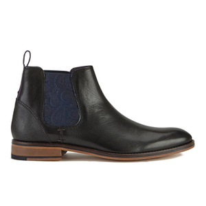 Ted Baker Men's Camroon 4 Leather Chelsea Boots - Black