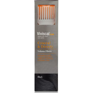 Viviscal Hair Thickening Fibres for Men, Negro