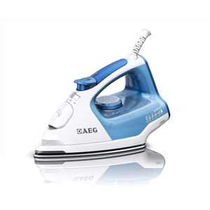AEG DB5220-U 4 Safety Plus Steam Iron - Blue