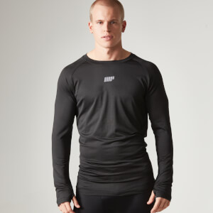 Myprotein Loose Fit Trainingstop Männer - Schwarz