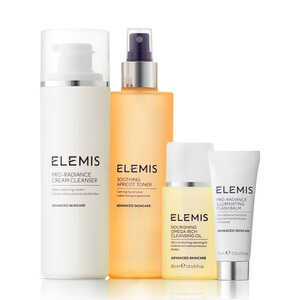 Elemis Kit Beautifully Radiant Cleansing Collection (Worth $76.72)