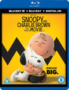 Snoopy And Charlie Brown The Peanuts Movie 3D