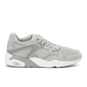 Puma Men's Running Blaze Low Top Trainers - Drizzle