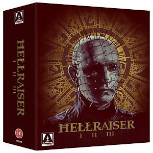 Hellraiser Trilogy