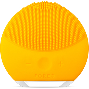 Cepillo Facial FOREO LUNA™ mini 2 - Sunflower Yellow (Amarillo)