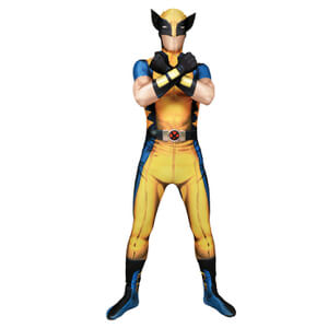 Morphsuit Adults Marvel Wolverine