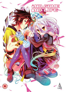 No Game No Life - Collector's Edition (Includes DVD & CD)