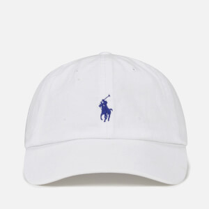 63872988d50 Polo Ralph Lauren Men s Classic Sports Cap - White