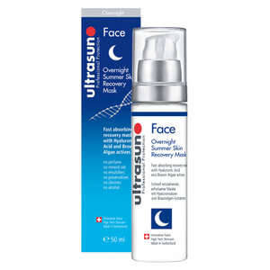 Ultrasun Overnight Summer Skin Recovery Mask