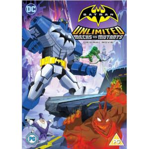 Batman Unlimited: Mech vs Mutants