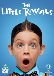 Little Rascals Save The Day - Big Face Edition