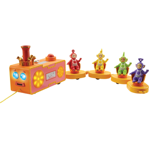 Teletubbies Pull-Along Custard Train