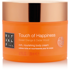 Rituals Touch of Happiness Body Cream (200ml)