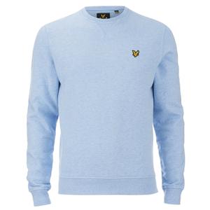 Lyle & Scott Vintage Men's Crew Neck Sweatshirt - Blue Marl