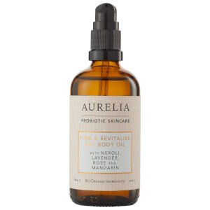 Óleo de Corpo Seco Firm and Revitalise da Aurelia Probiotic Skincare 100 ml