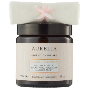 Aurelia Probiotic Skincare Miracle Cleanser 120ml
