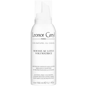 Leonor Greyl Mousse Au Lotus Volumatrice (Volumizing Styling Mousse)