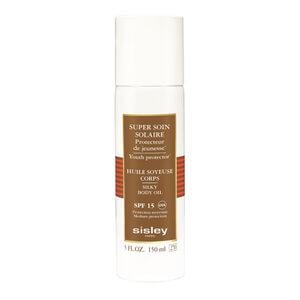 Sisley Silky Body Oil Sun Care Spf 15 150Ml