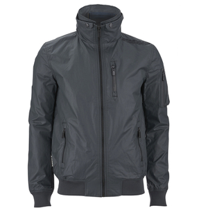Superdry Men's Moody Micro Lite Bomber Jacket - Ink