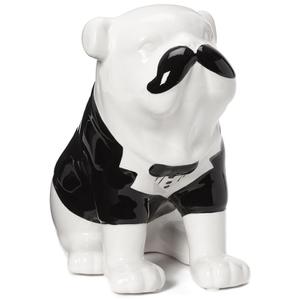 Bark & Blossom Bulldog Money Box