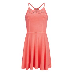 Superdry Women's Cali Dream Cami Dress - Fluro Coral