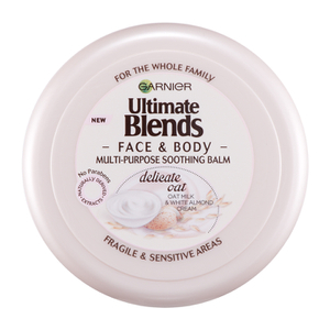 Bálsamo Ultimate Blends Delicate Oat Milk Balm de Garnier Body (200 ml)