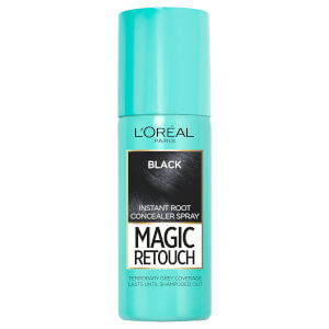 L'Oréal Paris Magic Retouch Instant Root Concealer Spray - Schwarz (75ml)