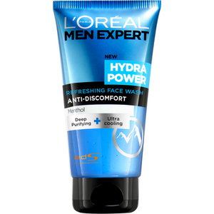 L'Oréal Paris Men Expert Hydra Power Refreshing Face Wash (150 ml)