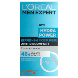 L'Oréal Paris Men Expert Hydra Power Refreshing -kosteusvoide (50ml)