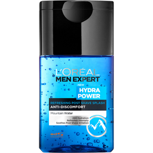 L'Oréal Paris Men Expert Hydra Power Refreshing Post Shave Splash (125ml)