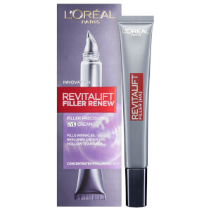 L'Oréal Paris Revitalift Filler Renew Crema occhi (15ml)