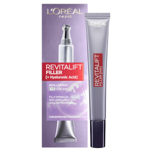 Crema de ojos?Revitalift Filler Renew Eye Cream de L'Oréal Paris