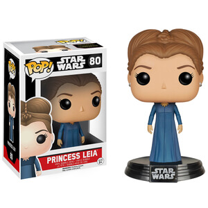 Figurine Pop! Star Wars La Princesse Leia EXC