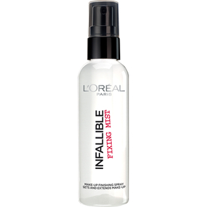 Bruma de fijación Infallible Fixing Mist de L'Oréal Paris (100 ml)