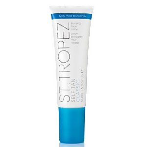 St. Tropez Classic Bronzing Face Lotion (50ml)