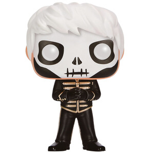My Chemical Romance Black Skeleton Gerard Way Pop! Vinyl Figure