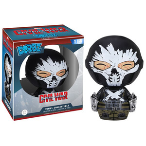 Marvel Captain America Civil War Crossbones with Chase Dorbz