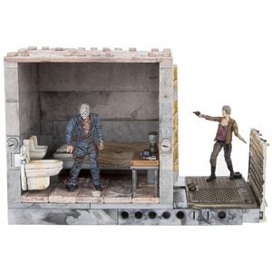 McFarlane The Walking Dead Upper Prison Cells Bouwpakket