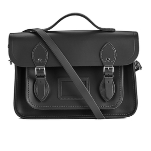 The Cambridge Satchel Company Women's 13 Inch Magnetic Batchel - Black