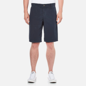 BOSS Orange Men's Sairy Shorts - Navy