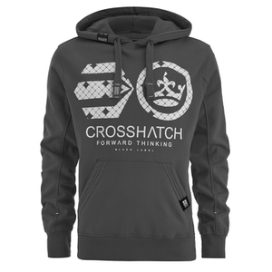 Crosshatch Men's Arowana Hoody - Magnet