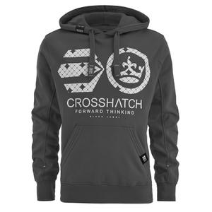 Crosshatch Men's Arowana Hoody - Magnet